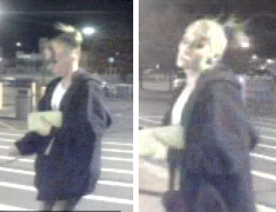 Walmart shoplifting suspect sought by Elkhart Police - 95 3 MNC