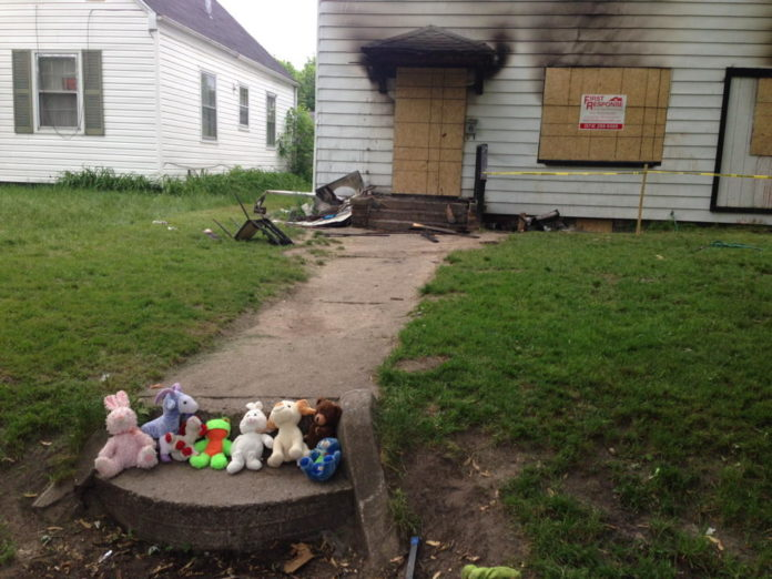 deadly south bend fire