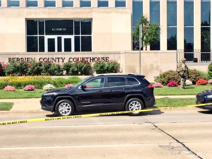 berrien county courthouse shooting