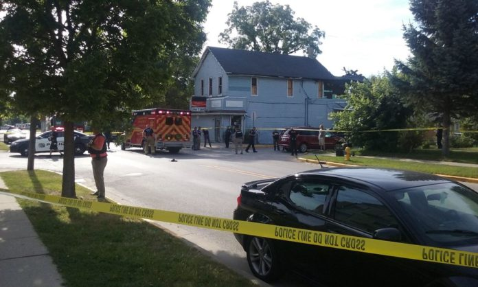 One person shot on Middlebury Street in Elkhart - 95 3 MNC