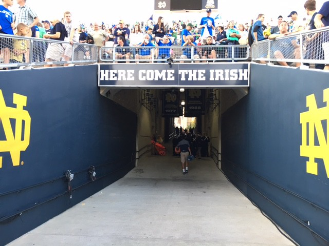 Notre Dame Tunnel 95 3 Mnc