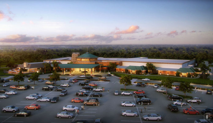 Four Winds Casino in South Bend holding job fairs for 2018 launch