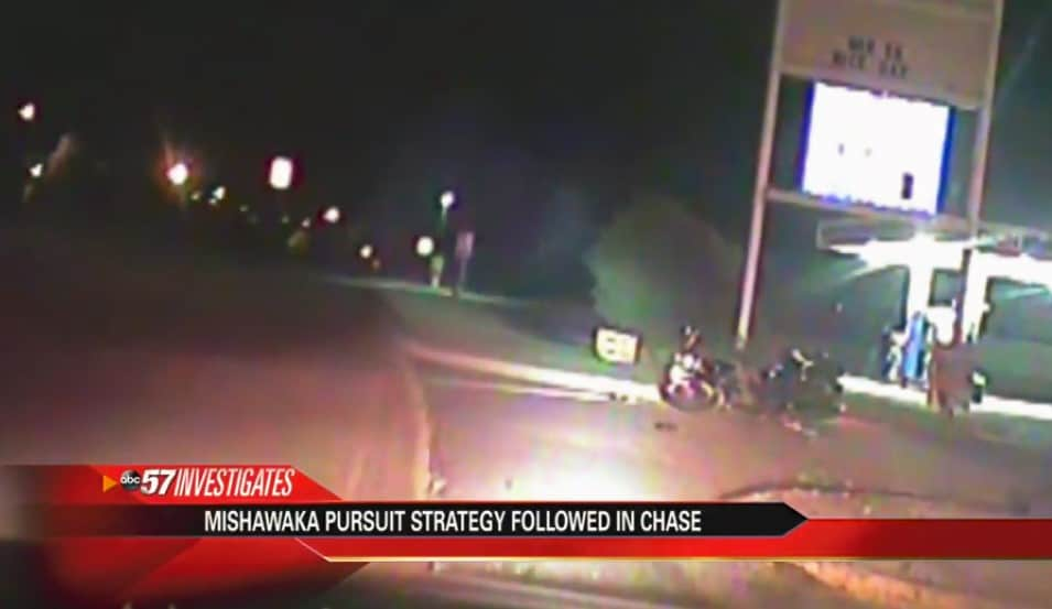 No charges filed in police pursuit, deadly motorcycle crash in