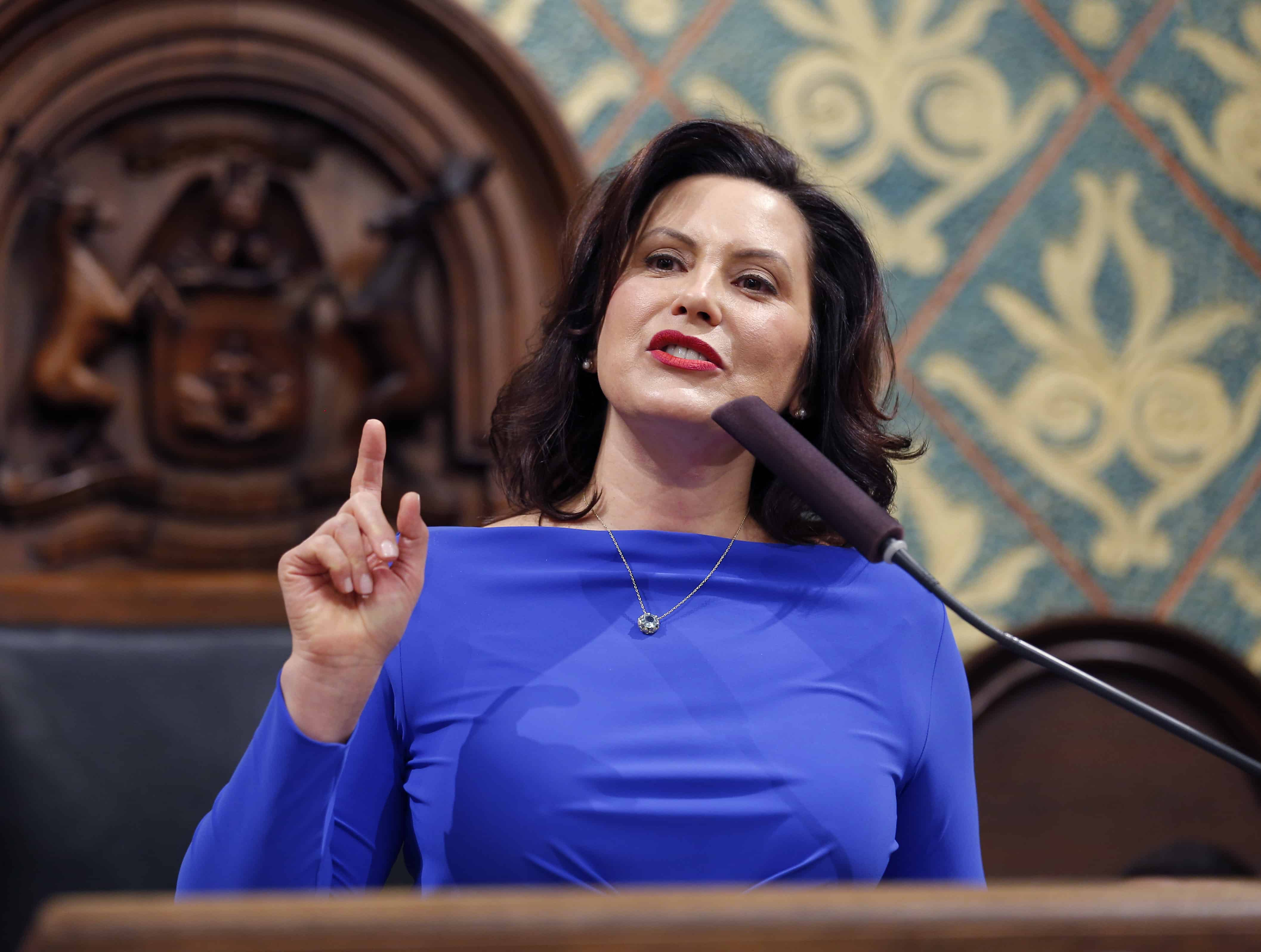 Dems Pick Whitmer Escobar For Trump State Of Union Response 95 3 Mnc