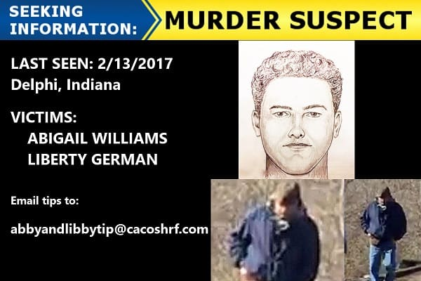 Indiana State Police release new details in Delphi girls' deaths