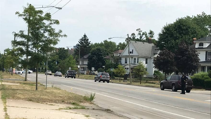 Police investigating Monday afternoon shooting in South Bend - 95 3 MNC