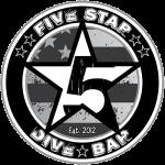 FiveStarDiveBarLogo400